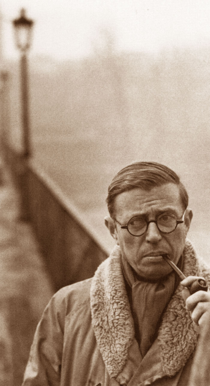 the life and works of jean paul sartre About the book: first published in french in 1943 jean-paul sartre's l'être et le néant is one of the greatest philosophical works of the twentieth centuryin it, sartre offers nothing less than a brilliant and radical account of the human condition.