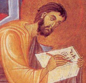Gospel of Mark is based on the eyewitness of St. Peter