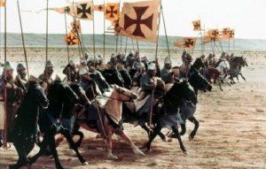 Crusades saved Europe from Islamic invasion