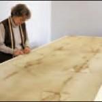 La storica tessile Flury-Lemberg: «la Sindone è stata fabbricata nel primo secolo»