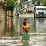 Dopo l'alluvione, iniziative di aiuto della Chiesa in Brasile