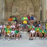 Spagna, aumento del 40% dei pellegrini a Santiago di Compostela