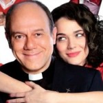 Claudia Koll, Nanni Moretti e Carlo Verdone portano il Papa e i sacerdoti al cinema