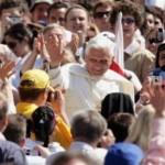 Ecco i numeri che attendono Benedetto XVI a Palermo