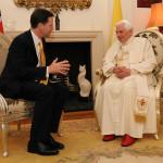 Il vice premier ateo, Nick Clegg, manda i figli in una scuola cattolica
