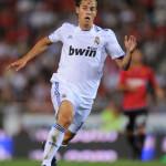 Sergio Canales: la nuova stella del Real Madrid e la religiosità su Twitter
