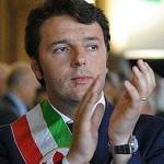Il sindaco Matteo Renzi (PD) parla della Chiesa e del suo cattolicesimo