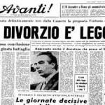Marcello Veneziani: «il divorzio ha sfasciato la famiglia e ha mancato gli obiettivi»