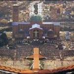 Nel 2010 più di 10 milioni di pellegrini al Santuario di Aparecida in Brasile