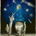 Corrado Augias trasforma il mago Giordano Bruno in un paladino della scienza