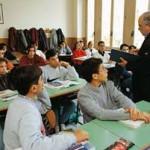 L'ora di religione in crescita tra gli studenti delle superiori