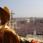 Nel 2010 aumentati i fedeli presenti agli appuntamenti pubblici del Papa