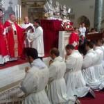 Cresce il numero di sacerdoti nel mondo
