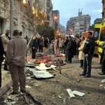 L'esercito egiziano ricostruisce le chiese copte distrutte