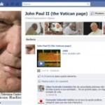 Pagina Facebook su Giovanni Paolo II: 30 mila fan in 7 giorni