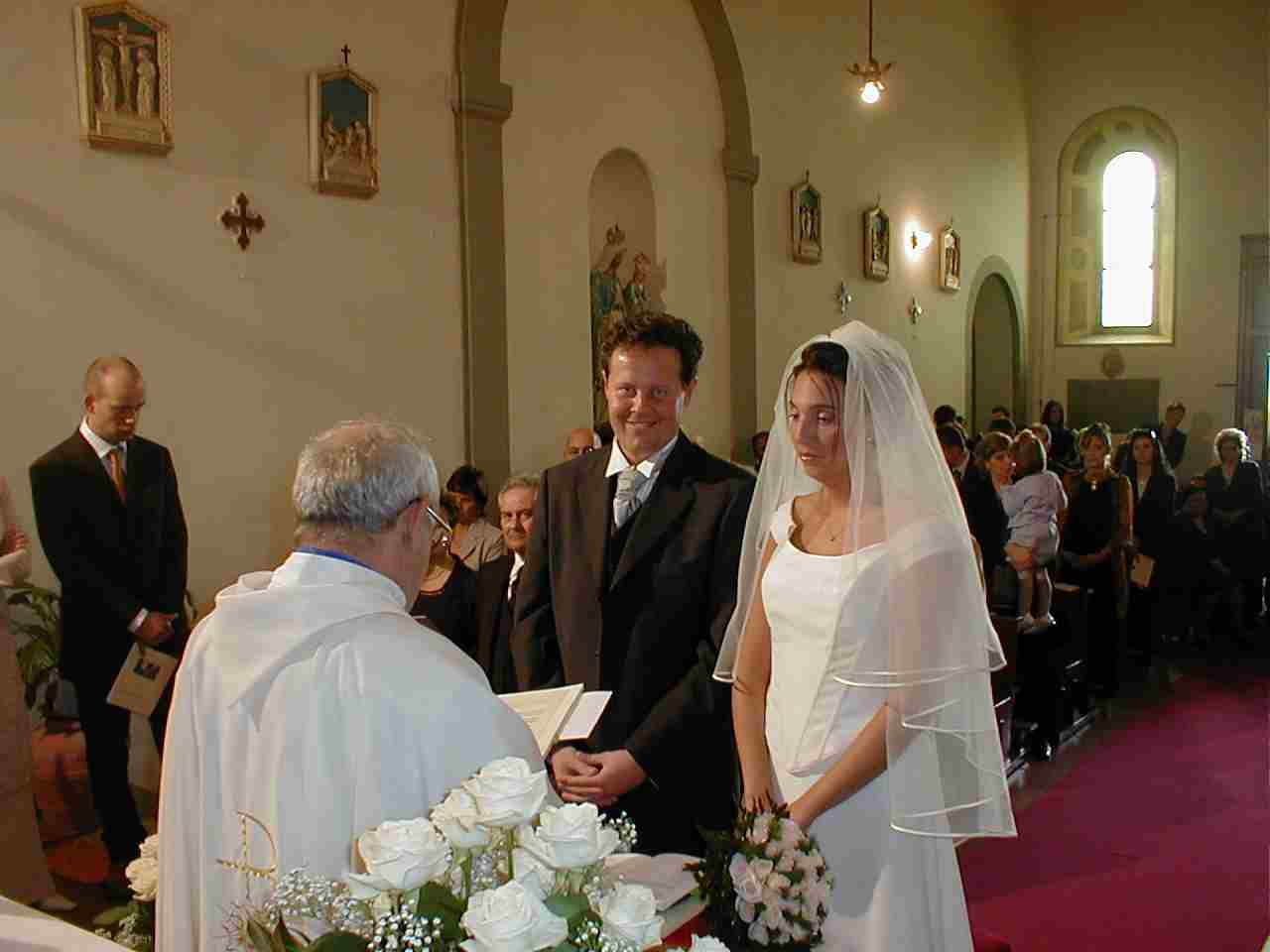 Matrimonio In Chiesa : Irlanda nel aumentano i matrimoni in chiesa uccr