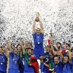 L'azzurro, il colore ufficiale d'Italia, viene dall'iconografia mariana
