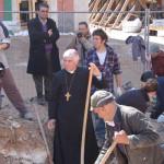 Caritas italiana ha donato 35 milioni di euro ai terremotati dell'Aquila