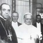 Saggio storico sull'opposizione di Pio IX e Pio XII a comunismo e nazismo