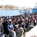 93 diocesi italiane creano 2500 posti per gli immigrati dal Nord Africa