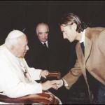 Francesco Totti: «sono cattolico, grande commozione per Wojtyla»