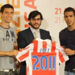 L'Atletico Madrid parteciperà alla Giornata Mondiale della Gioventù 2011