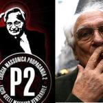 Gli stretti rapporti tra Marco Pannella e Licio Gelli, leader della P2