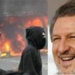 Piergiorgio Odifreddi difende i Black Bloc «hanno ragione loro!»