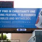 Plagio dell'associazione di atei americani: citazione di Jefferson inventata