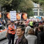 Svizzera: attacco degli abortisti ad una marcia di difensori della vita