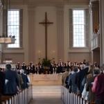 Londra: dopo la visita di Benedetto XVI, più fedeli a Messa