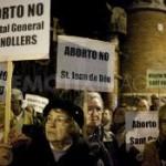 Barcellona: gruppo abortista attacca una marcia pro-life