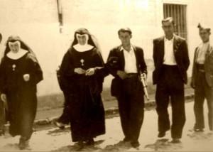 Suore catturate durante guerra civile spagnola