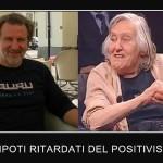 """Odifreddi e Margherita Hack, """"nipoti ritardati del positivismo"""""""