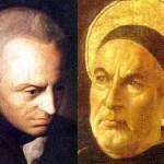 Immanuel Kant e Tommaso d'Aquino (I° parte): confronto possibile?