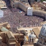 Nel 2010 i cattolici crescono di 15 milioni