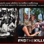 Aggressioni ai volontari pro-life: ecco altri video