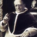 Pio XI non rispettò l'accordo con il fascismo e attaccò le leggi razziali