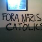 Ancora attacchi laicisti in Spagna: cattolici paragonati ai nazisti