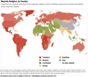 December 2012 Pew Research Centers