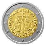 Accettati i santi sulle monete slovacche, e altre vittorie sul laicismo