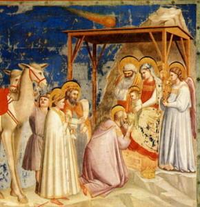 Natività di Giotto