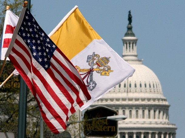 Washington Prepares For Pope Benedict XVI's Visit
