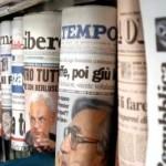 Gli schemi mondani dei media che deformano la Chiesa