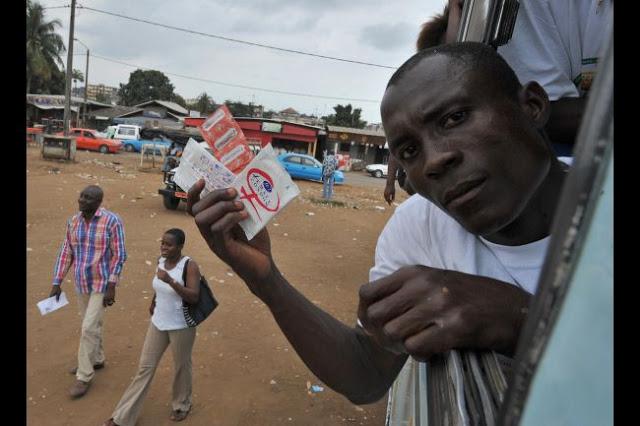 Condom Africa