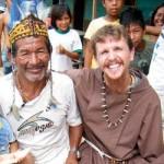 Ancora oggi i preti cattolici difendono i nativi dai colonialisti