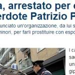 Nessun pedofilo in Vaticano, arrestato per calunnia Patrizio Poggi