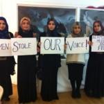 Le donne si dissociano dal fascismo delle Femen