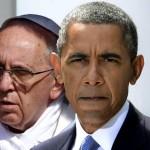 Il Nobel per la pace Obama prende lezioni dalla Santa Sede