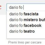 Il furbo Dario Fo si inventa la censura per avere pubblicità?